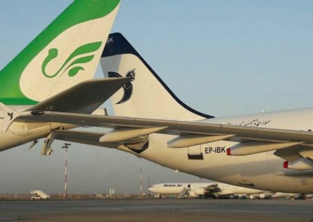 افزایش قیمت بلیت هواپیما با احتساب 2 عامل/ انجام پروازها با 60 درصد ظرفیت از آبان 99