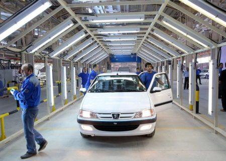 سقف تولید امسال خودروسازان حدود ۹۰۰هزار دستگاه خواهد بود