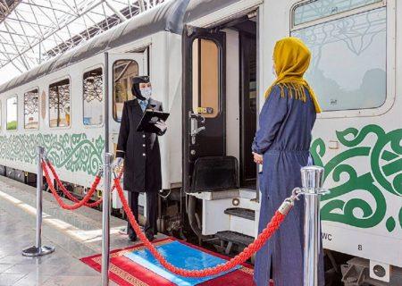 فاصلهگذاری در قطار با تست کرونا حذف نمیشود/ استعلام تست کرونا در ایستگاههای راهآهن طی دو مرحله