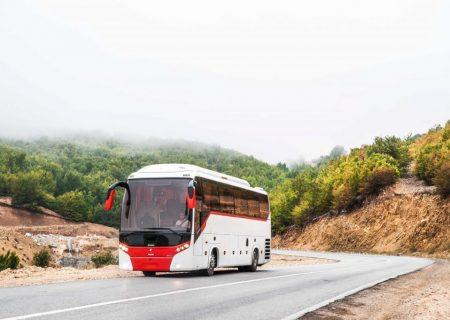 اتوبوس بینشهری درسا با چهار ستاره تنها محصول بخش مسافریهای سنگین