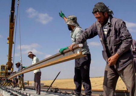 تکمیل خطآهن چابهار-زاهدان تا پایان ۱۴۰۰