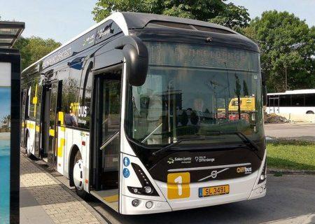 رونمایی از اتوبوس برقی سبک وزن در خرداد ۱۴۰۰
