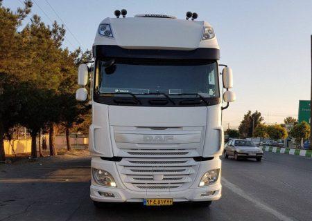 موافقت سازمان محیطزیست با واردات کامیونهای کارکرده مدل ۲۰۱۷ به بعد