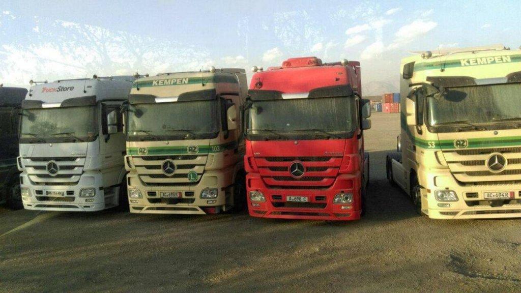 اسقاط خودرو به ازای واردات کامیون های کارکرده در هاله ای از ابهام
