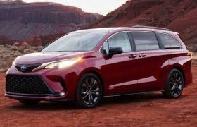 ثبت رکورد فروش تویوتا از خودرویی که فقط بنزین را بو می کشد!