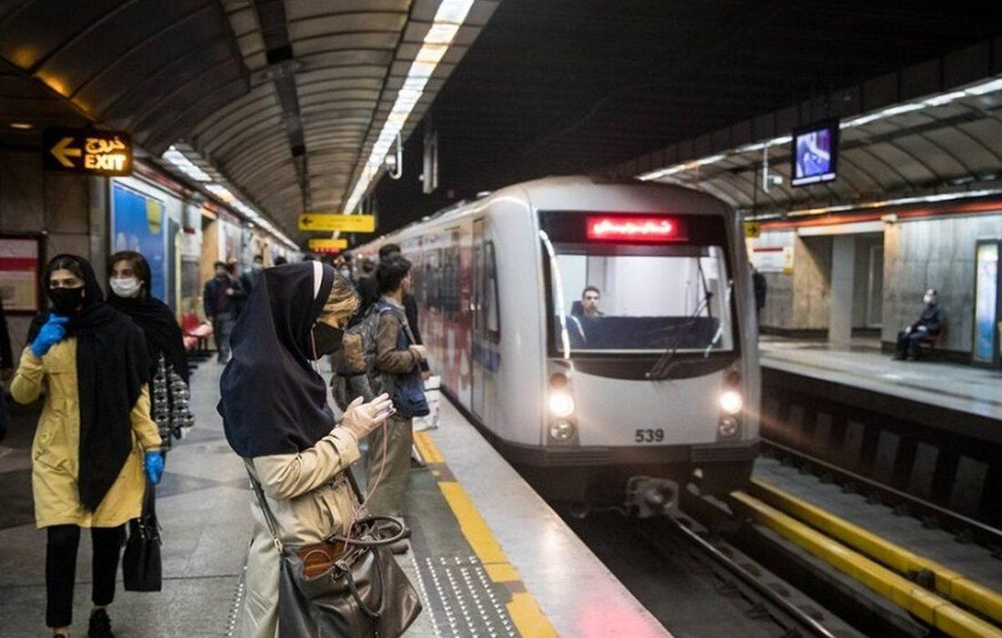 برقراری اتصالهای بیشتر مترو به شبکه راهآهن سراسری کشور در سال ۱۴۰۰