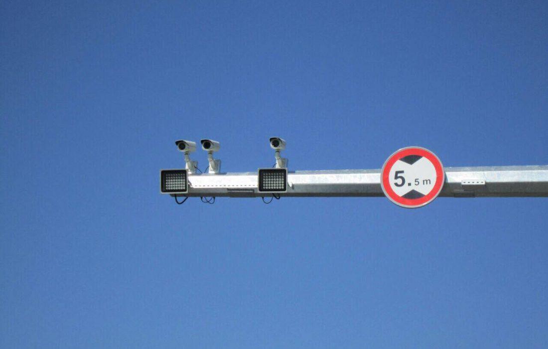 ۲۰۰۰ دوربین ثبت تخلف در جادهها نصب میشود