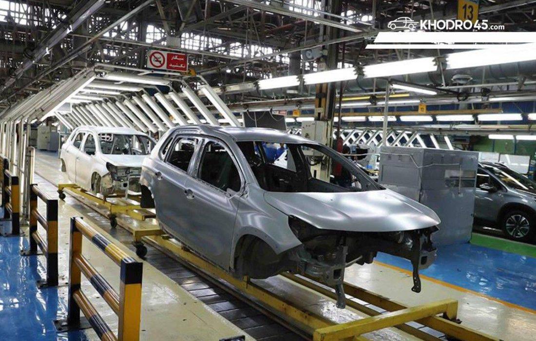 چه تعداد خودرو در اردیبهشت تولید شد؟