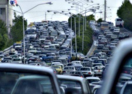 ترافیک پایتخت به روزهای قبل از رمضان بازگشت