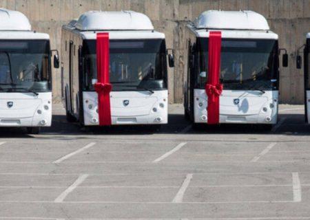 برگزاری ۳ مناقصه برای خرید اتوبوسهای جدید