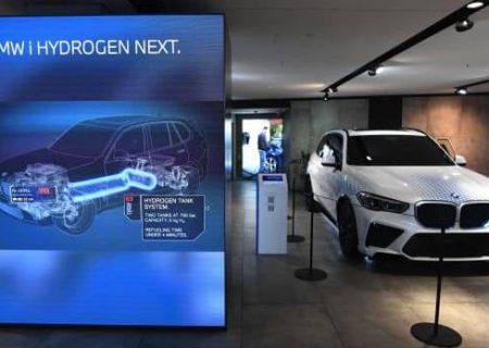 آغاز تست های خودروی هیدروژنی ب ام و در اروپا