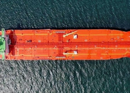 تحقیقات توتال برای استفاده از آمونیاک به عنوان سوخت کشتی