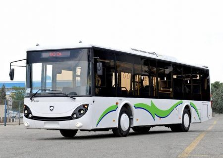 اتوبوس آتروس ایران خودرو چهار ستاره شد