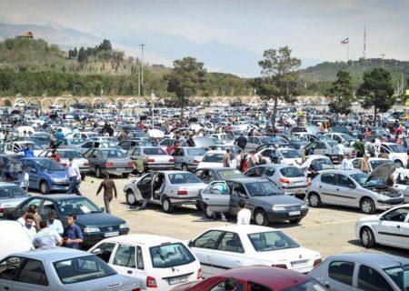کاهش قیمت خودروهای پرتیراژ