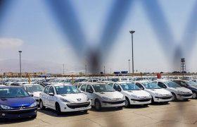 افت ۶۰ درصدی صادرات خودروسازان