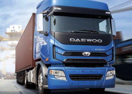 قیمت جدید کامیون های شرکت دوو در ایران مشخص شد