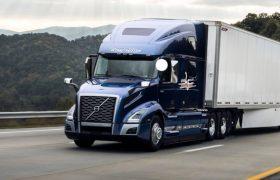 نصب دوربین نظارت بر عملکرد راننده در کامیونهای جدید ولوو