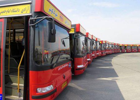 باید هر سال هزار دستگاه اتوبوس به ناوگان اضافه میشد
