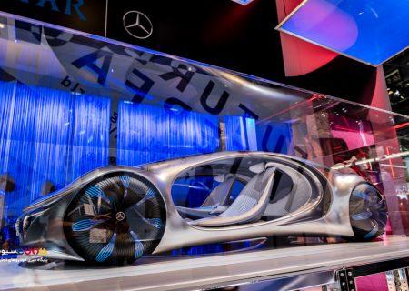 نمایشگاه بینالمللی خودرو در آلمان: به آینده خوش آمدید!