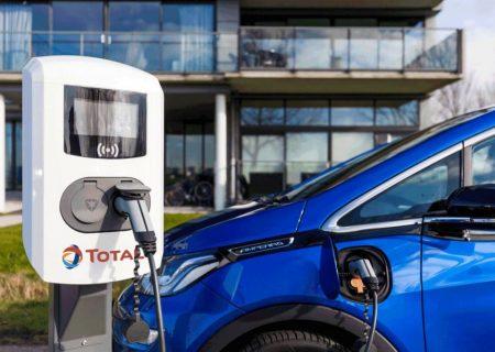 سرمایه گذاری جدید توتال در حوزه خودروی برقی