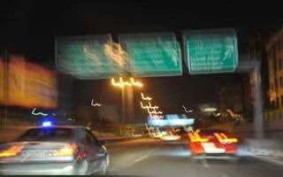 حداکثر سرعت در بزرگراههای تهران چقدر است؟