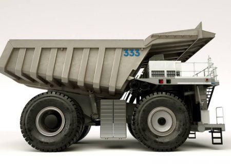 کامیون رولزرویس معرفی میشود